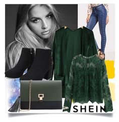 """""""SHEIN IV/3"""" by betty-boop23 ❤ liked on Polyvore featuring Sheinside and shein"""