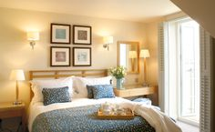 Alderney Braye Beach Hotel. Amazing comfort in our lovely beds.
