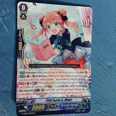Today's foil #cardfightvanguard R card!  #Cardfight #vanguard #card #cards #game #cardgame #ccg #tcg #bushiroad #gamer #anime #manga #mangagirl #foil #rare