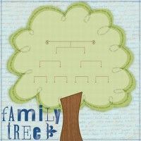 166 best family tree scrapbooking supplies images on pinterest