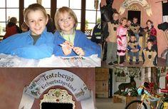 Kindergeburtstag auf Schloss Tratzberg auf sunny.at Frame, Picture Frame, Frames