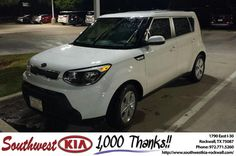 https://flic.kr/p/JB9GyC | Southwest KIA Rockwall Customer Review | Great service.  wonderful sales guy.  Chris Johnson.  will be back to buy again from him..  Bobby ,…