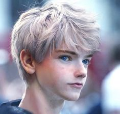Thomas Sangster as Jack Frost