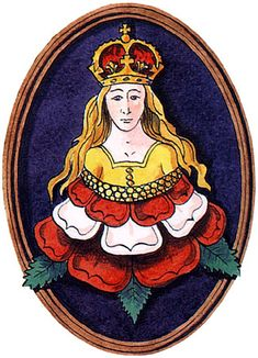The Badge of Katherine Parr