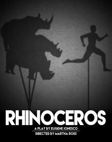 rhinoceros ionesco poster - Google Search