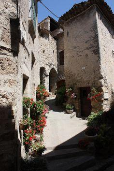 Languedoc-Roussillon, Hérault, Saint-Guilhem-le-Désert
