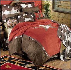 super cute cowgirl or cowboy bedroom!  this would go good with her horse bed