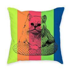 Catcloud Pillow