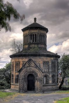 Major Archibald Douglas Monteath Mausoleum  in the Glasgow Necropolis