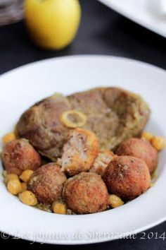Algerian Recipes, Algerian Food, Plats Ramadan, Ramadan Recipes, Couscous, Gourmet Recipes, Love Food, Sausage, Pasta