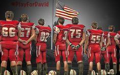 #RIP23DavidBacon #PlayForDavid23
