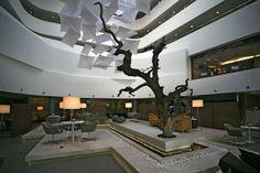 Radisson Hotel Lobby by Tanju Özelgin
