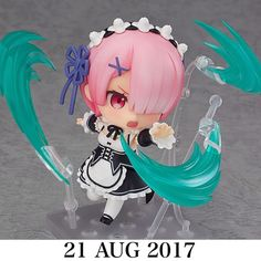 fb.com/NendoroidNews #Ram #ラム #拉姆 Re Zero Kara HajimeruIsekai Seikatsu  #Reゼロから始める異世界生活 #リゼロ  Re LifeIn A Different World From Zero #Re從零開始的異世界生活 #rezero  fb.com/groups/NendoroidFrance  fb.com/groups/NendoroidSpanish fb.com/groups/NendoroidEnglish  #nendoroid #ねんどろいど #黏土人 #Figure #PVC #Nendos #ACG #Anime #toyphotography #toygraphy #GSC #cute #adorable #kawaii #goodsmile