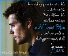 "Wilson - ""A Different Blue"" by Amy Harmon. *"