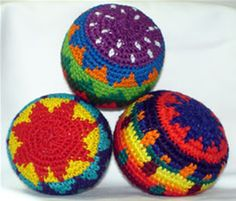 Hacky Sacks-I played with these for hours  in between motos as BMX races
