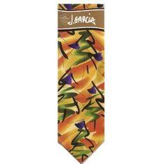 Men's J. Jerry Garcia Neck Tie Limited Edition Collection Forty-three Rare Green Tree 100% Silk Jerry Garcia, http://www.amazon.com/dp/B000RFQVEC/ref=cm_sw_r_pi_dp_OvQSqb0G4STR4