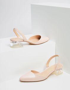 8719829a0467 Methacrylate high heel shoes Heel height  3