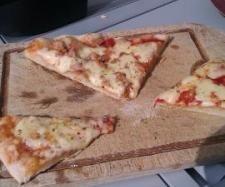Rezept Pizzateig aus Neapel von steffimielke - Rezept der Kategorie Backen herzhaft