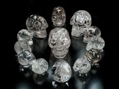 Crystal Skulls--The famed crystal skulls of ancient Mesoamerica have been a source of mystery and controversy for decades. The handful of known skulls have defied even the most advanced scientific efforts to determine who made them, when, and most puzzling, how.