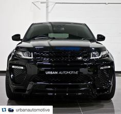 #Repost @urbanautomotive with @repostapp.  Available now .. Urban Evoque Sport 47995 .. Finance and leasing packages @driven_leasing available after the @performancecarshow next week .. #evoque #rangeroverevoque #bilstein #urbanautomotive #landrover #carthrottle #rangerover #car #4x4 #custom #svr #bespoke  #celebritycars #leather #carinterior #landroverdefender #recaro #supecharged #autobiography #carporn #instacar #urban @bilsteinuk #carleasedeals #carleasing #drivenleasing…