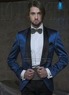 Colección #Gentleman etiqueta Blacktie #Tuxedo #Smoking Dinner Jacket FRACK online www.comercialmoyano.com MadeinItaly WWW.OTTAVIONUCCIO.COM Bespoke Excelencia