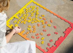 4 | Can You Solve A Jigsaw Puzzle Based On Color Gradients? | Co.Design | business + design
