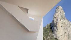House on the Cliff,© Diego Opazo