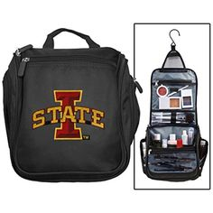 Iowa State Toiletry Bags Or Hanging ISU Cyclones Shaving Kits ** Check out the image by visiting the link. (This is an affiliate link) #ToolsAccessories