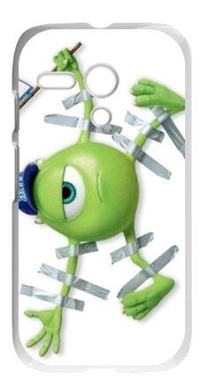 Monsters Inc Mike Wazowski Case for Motorola Moto X Mike From Monsters Inc, Mike Wazowski, Yoshi, Fandoms, Phone Cases, Character, Phone Case, Fandom
