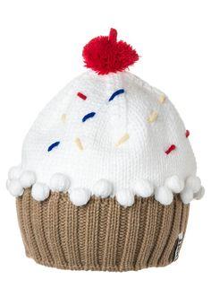Neff - CUPCAKE - Muts - Wit Winter Hats, Beanie, Cupcake, Accessories, Cupcakes, Cupcake Cakes, Beanies, Cup Cakes, Muffin