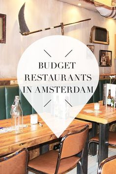 """Want to go out for dinner in Amsterdam, but you're on a budget? Check out this list on travel blog http://www.yourlittleblackbook.me to find out which cheap budget restaurants. Planning a trip to Amsterdam? Check http://www.yourlittleblackbook.me/ & download """"The Amsterdam City Guide app"""" for Android & iOs with over 550 hotspots: https://itunes.apple.com/us/app/amsterdam-cityguide-yourlbb/id1066913884?mt=8 or https://play.google.com/store/apps/details?id=com.app.r3914JB"""
