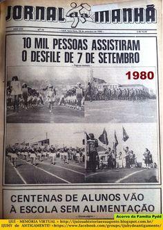 IJUÍ - RS - Memória Virtual: 10 mil pessoas assistiram o desfile de 7 de…