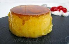 Tocinillo de cielo fácil receta casera, paso a paso. http://www.golosolandia.com/2014/05/tocinillo-de-cielo.html
