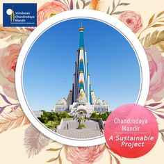 Chandrodaya Mandir – An ecologically conscious development mindfully safeguarding heritage.