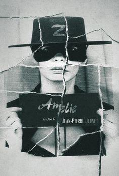 """Amelie Poulain - """" Vous n'avez pas les os en verre vous pouvez vous cogner à la vie"""""""