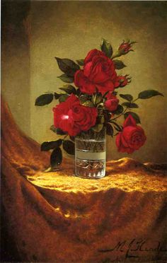 Martin Johnson Heade paintings -