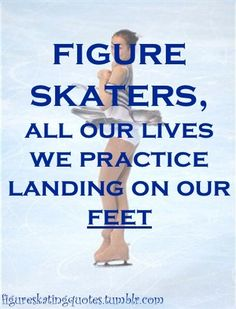 Inspirational Figure Skating Quotes collected by Designs. Ice Skating Quotes, Figure Skating Quotes, Roller Skating, Roller Derby, Figure Ice Skates, Skate 3, Inline Skating, Ice Dance, Figure Skating Dresses