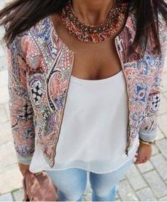 boho jacket