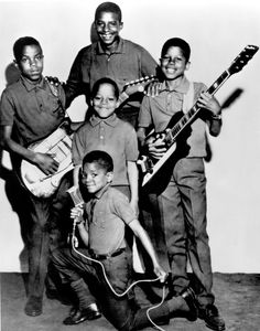 The Jackson 5 was an American popular music family group from Gary, Indiana, composed of brothers Jackie, Tito, Jermaine, Marlon, and Michael. They were among the first groups of black American performers to attain a crossover following. The Jackson Five were inducted to the Rock and Roll Hall of Fame in 1997 and the Vocal Group Hall of Fame in 1999.