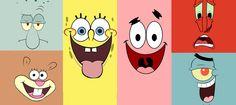 Trippy art drawings easy 44 ideas for 2019 Spongebob Painting, Spongebob Drawings, Cartoon Painting, Disney Canvas Art, Mini Canvas Art, Disney Art, Cute Backgrounds, Cute Cartoon Wallpapers, Disney Wallpaper