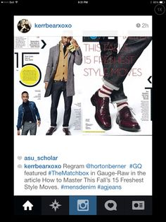 AG Jeans Men #denim #jeans #style #fashion Ag Jeans, Jeans Style, Gq, Beautiful Outfits, Style Fashion, Classic, Clothes, Shopping, Derby