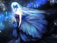 Pixiv: Butterfly Bride (Yuu Kichi)