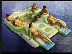 Yes! Any lake, anywhere - this looks so relaxing and fun :-)