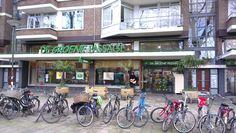 De Groene Pasage Rotterdam. Een van de eerste verkooppunten van Spiralps in Nederland