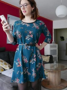 Ma robe bohème - Aya de Couturette