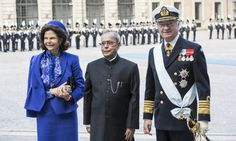 Indian president wraps up historic Sweden visit
