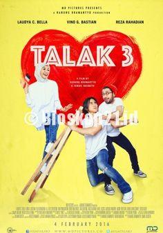 Nonton Film Talak 3 (2016) Online