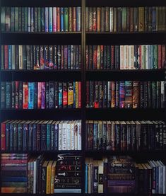 by katytastic - # Ya Books, Library Books, Book Club Books, Book Lists, Books To Read, Bookshelf Inspiration, Dream Library, Home Libraries, Beautiful Book Covers