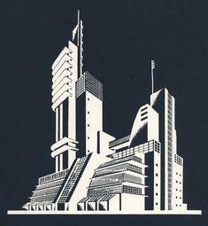 [...] : Iakov Chernikov - constructivist architectural theory