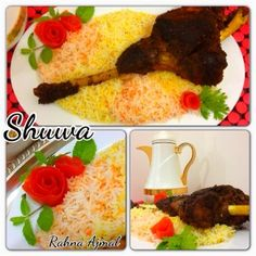 SHUWA -Omani Delicacy, Slow Cooked Lamb And Basmati Rice | Cooking With Thas